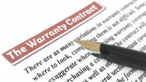 Check warranties